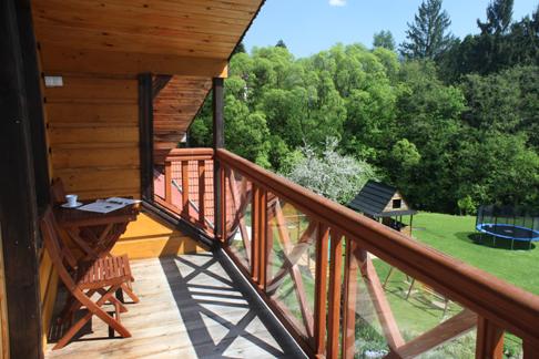 Widok z balkonu